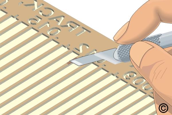 4 2 2 Conductor Repair, Foil Jumper, Film Adhesive Method