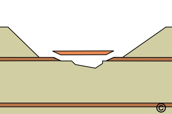 4 2 6 Conductor Repair, Inner Layer Method