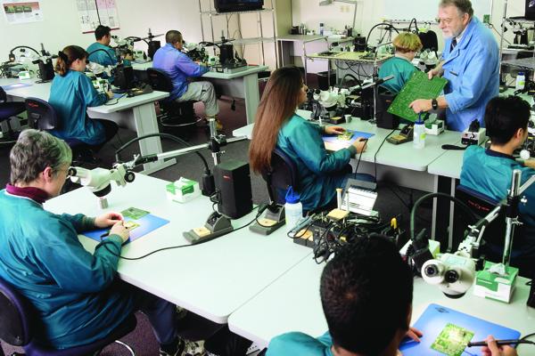 IPC Certified Technicians
