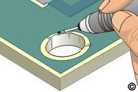 3.3.1 Hole Repair, Epoxy Method