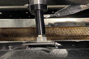 QFP Component Tinning