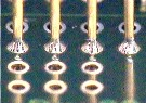 Soldering Long Gold Plated Pins