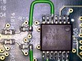 Rework Option Eliminates Jumper Wires